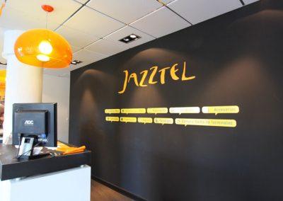 Reforma Tienda Franquicia Jazztel