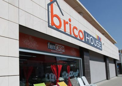 Reforma Tienda Franquicia BricoHouse