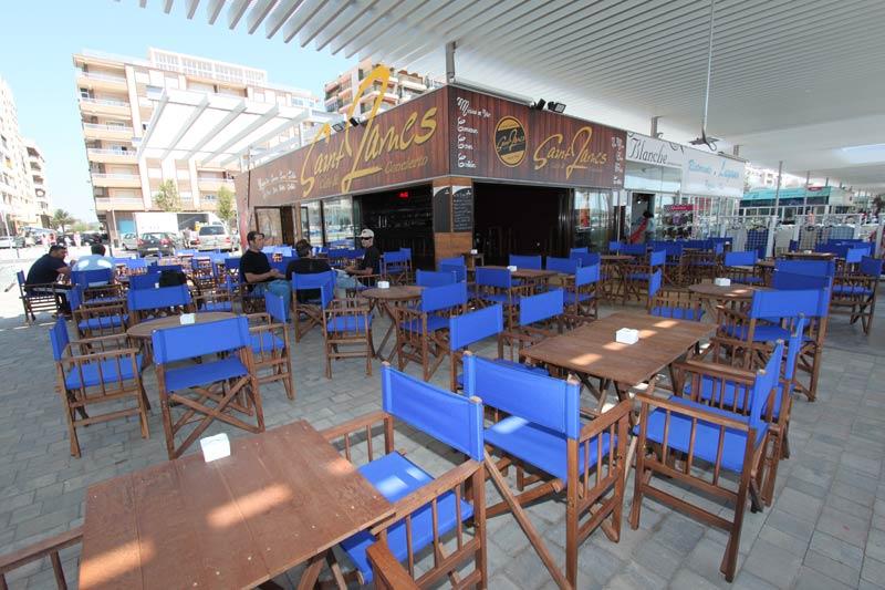 Reforma Café Pub Saint James Puerto