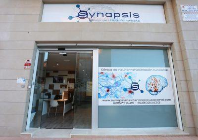 Reforma Clínica Rehabilitación Synapsis