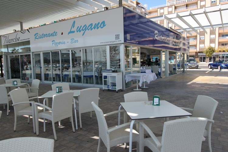 Reforma Pizzería Restaurante Lugano