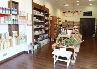 Reforma Tienda Ecológica Naturaleza Sana
