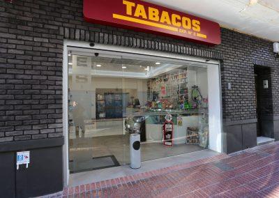 Reforma Local Comercial Estanco